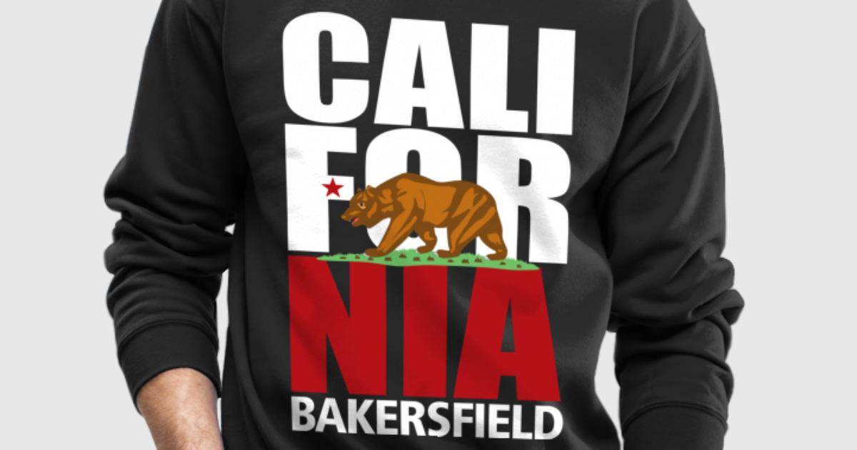 Bakersfield Sweatshirt Spreadshirt