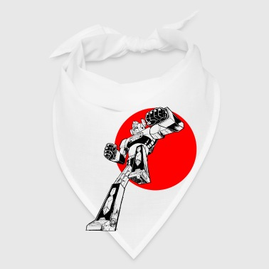 Daimos Gundam Japan Bags & backpacks - Bandana