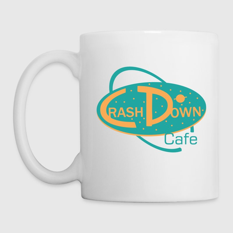 CrashDown Cafe Logo Gift - Coffee/Tea Mug