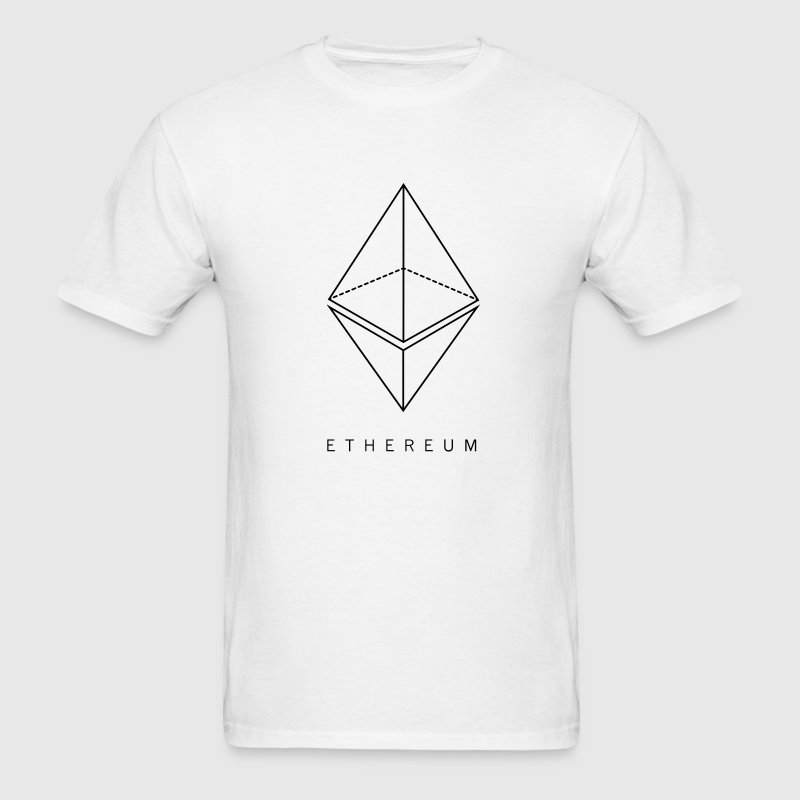 Ethereum - Cryptocoin T-Shirts - Men's T-Shirt