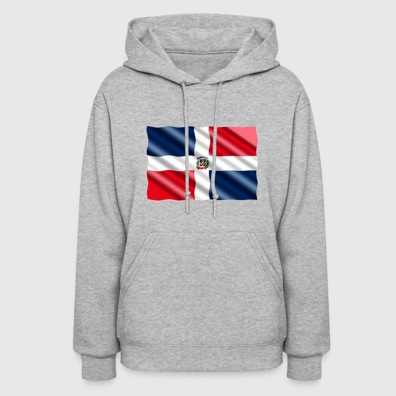 Dominican Republic Flag - Women's Hoodie