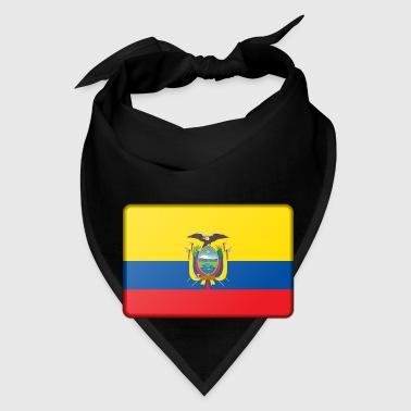 Ecuador Flag Bags & backpacks - Bandana