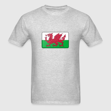 Wales Flag Sportswear - Men's T-Shirt