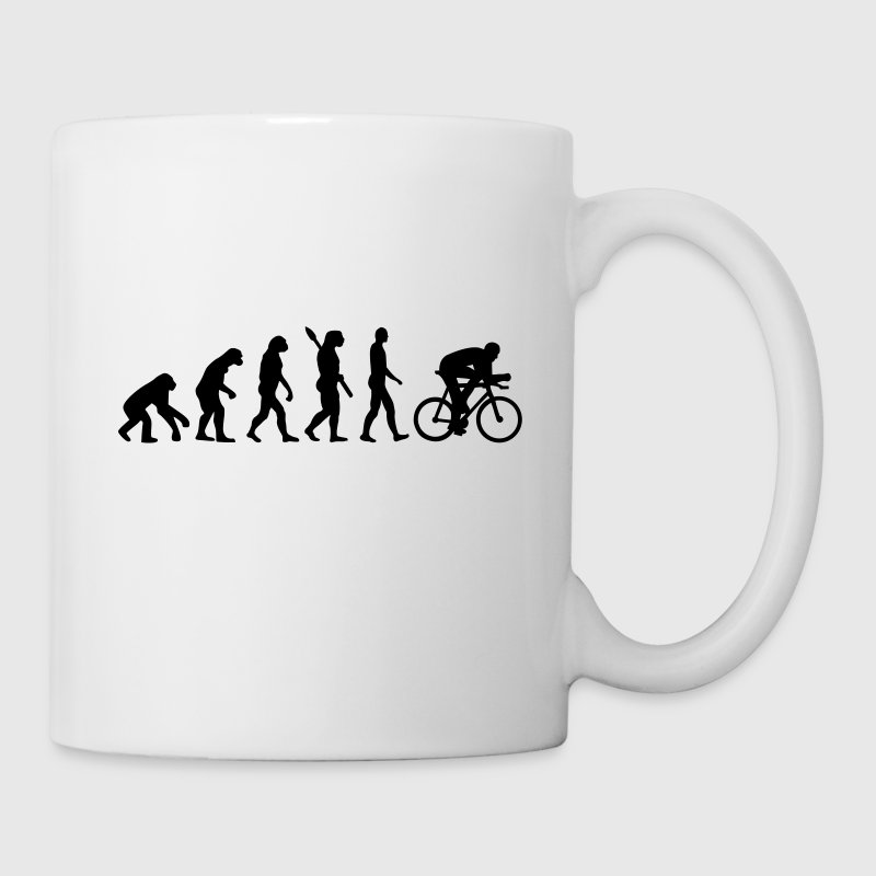 Evolution cycling Gift - Coffee/Tea Mug