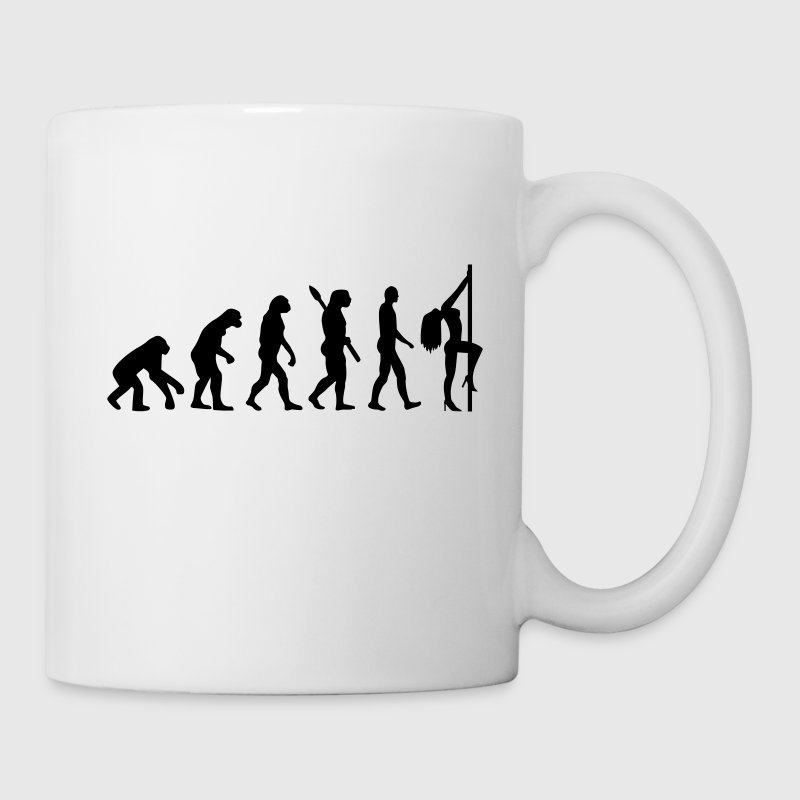 Evolution sexy woman Gift - Coffee/Tea Mug