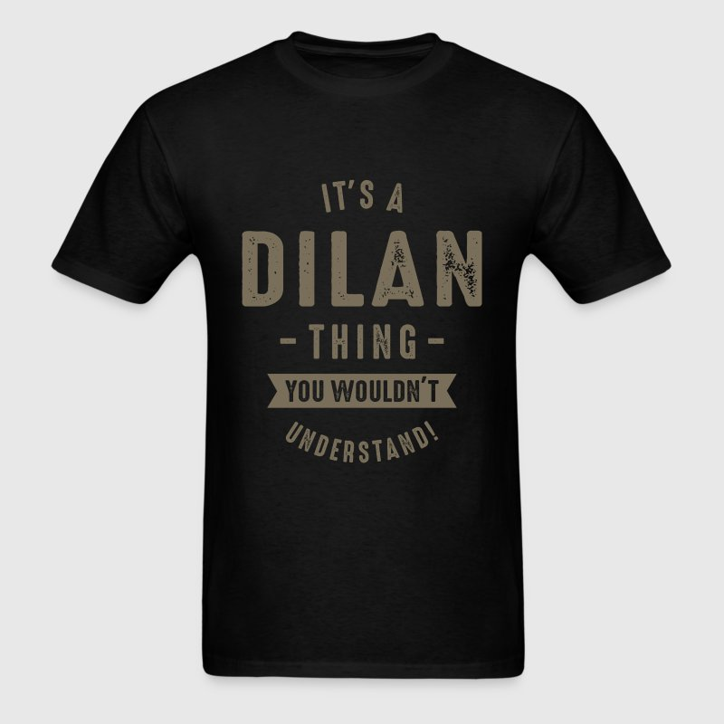 Dilan Thing - Men's T-Shirt