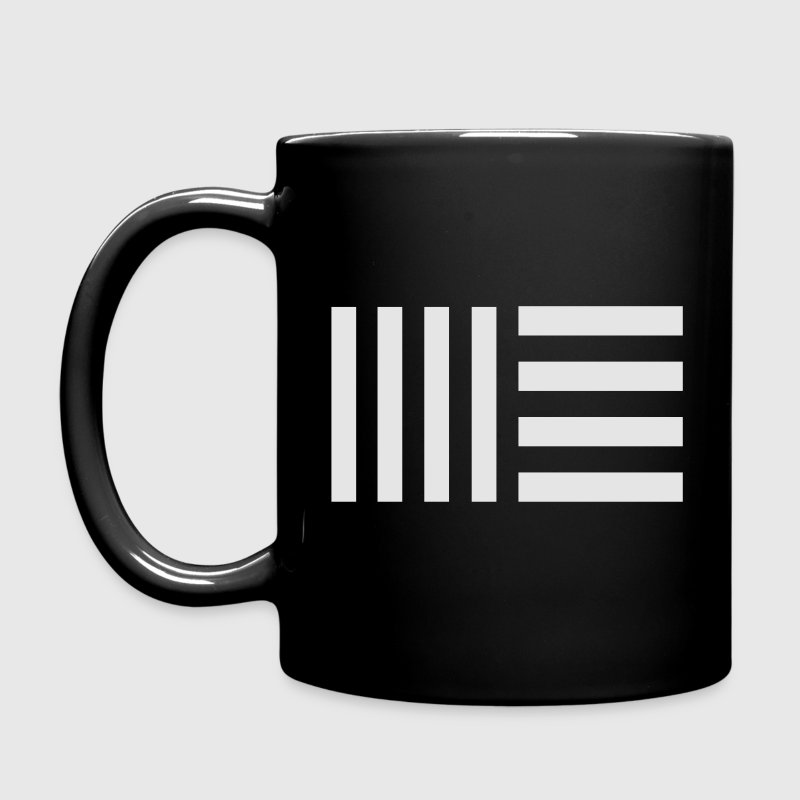 Live ableton Black Mug - Full Color Mug