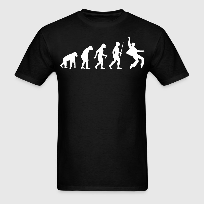 The King Evolution - Men's T-Shirt