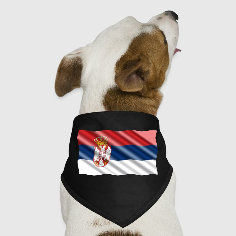 Serbia Flag Other - Dog Bandana