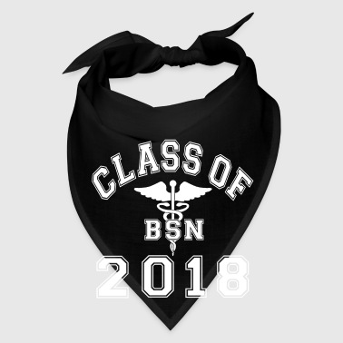 Class Of 2018 BSN Bags & backpacks - Bandana