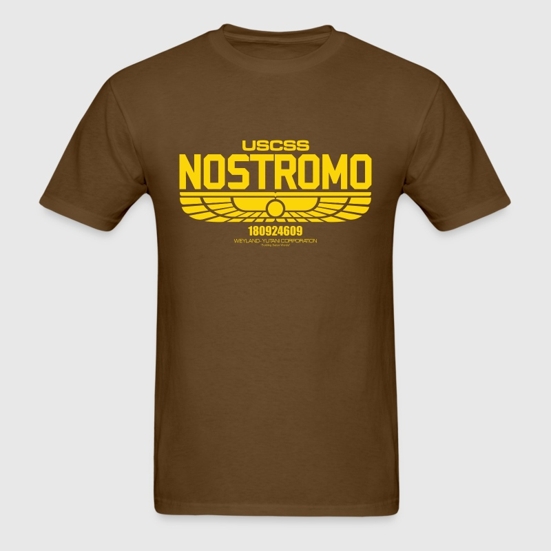 USCSS Nostromo - Men's T-Shirt
