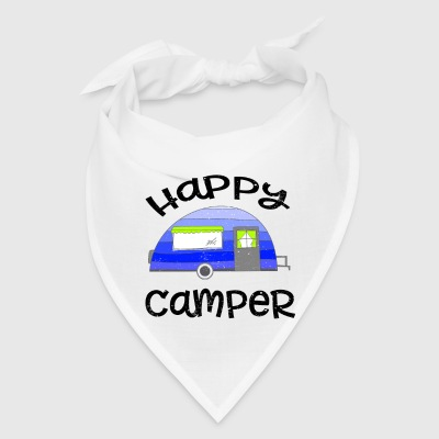 Happy Camper Vintage Mugs & Drinkware - Bandana