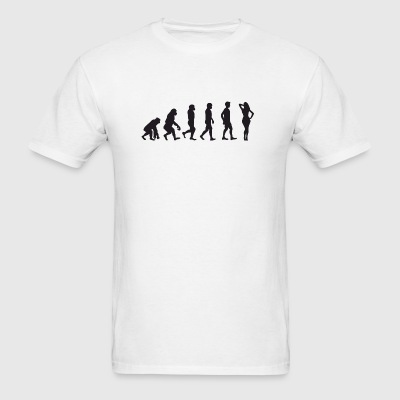 Evolution Hot Lady Sportswear - Men's T-Shirt