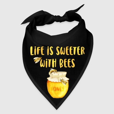 Life's Sweeter With Bees Bags & backpacks - Bandana