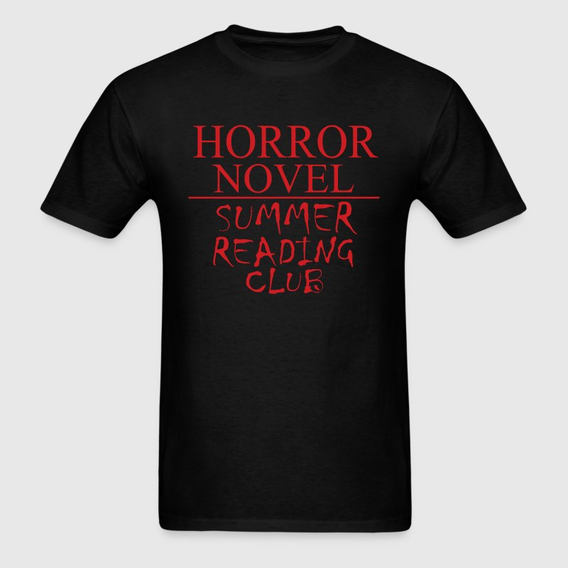 Horror novel - Men's T-Shirt
