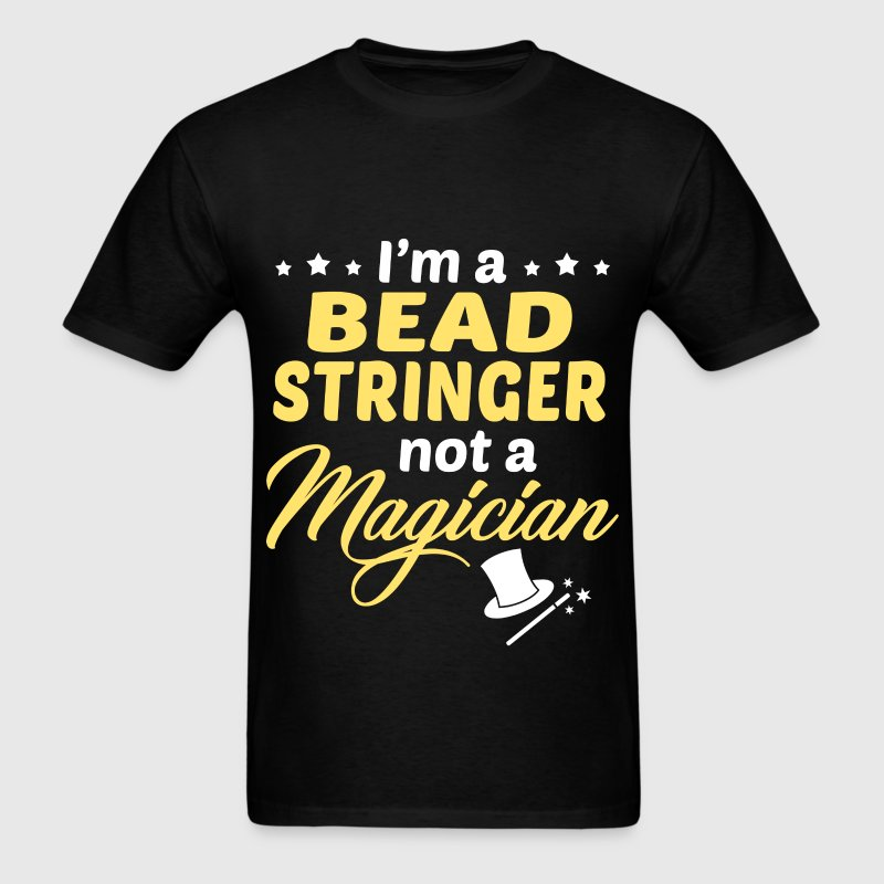 Bead Stringer - Men's T-Shirt