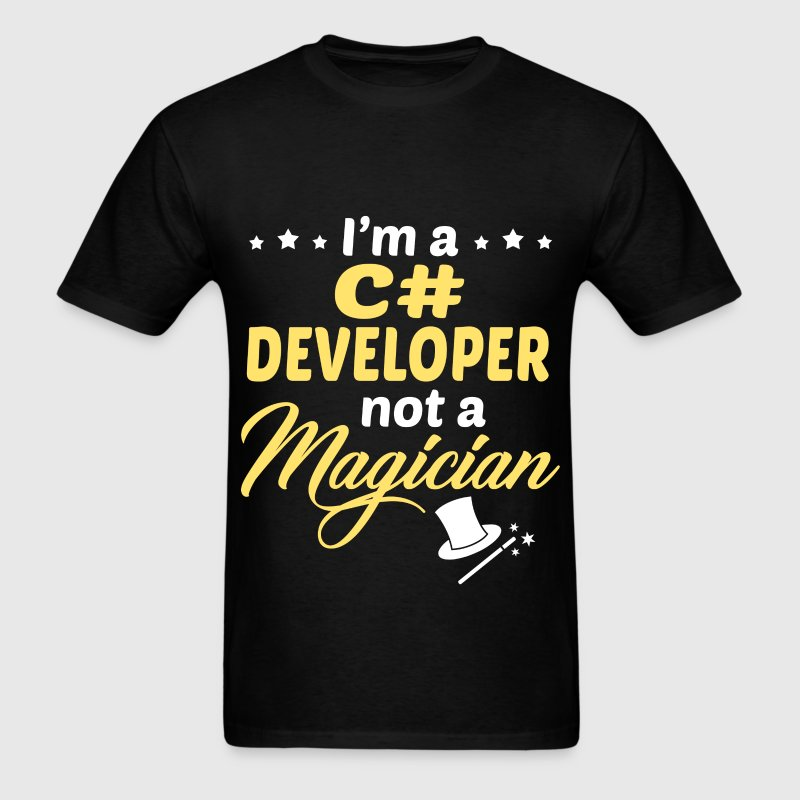 C# Developer - Men's T-Shirt