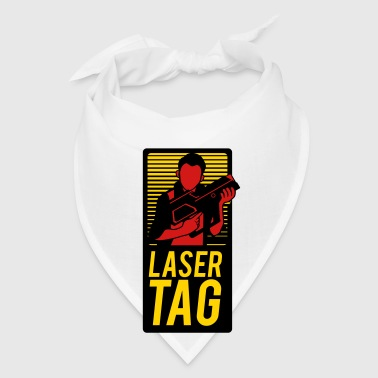 Laser Tag Sign Mugs & Drinkware - Bandana