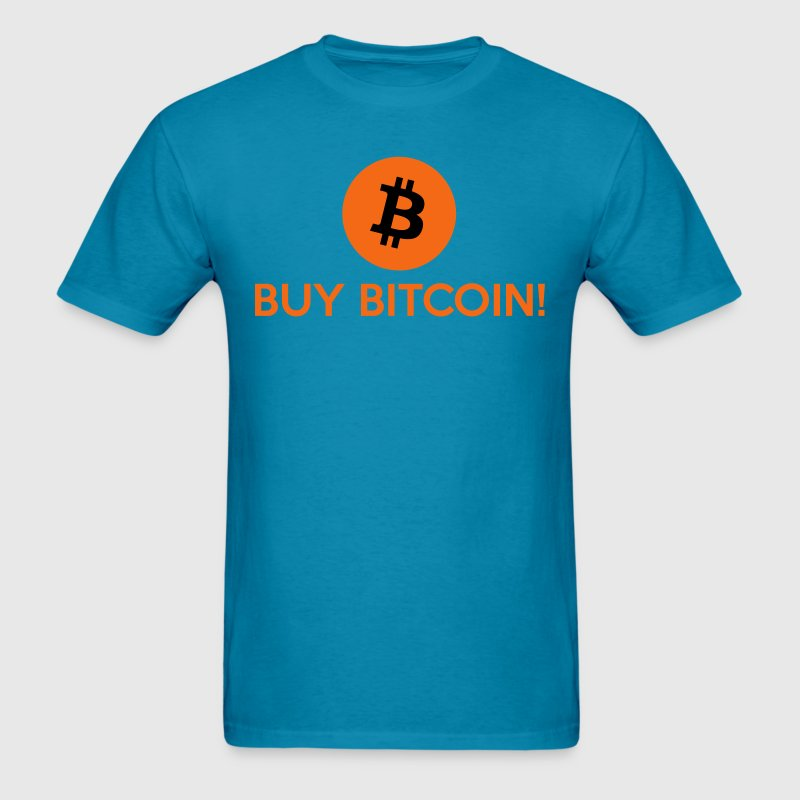 BUY BITCOIN! T-Shirts - Men's T-Shirt