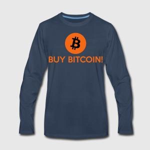 Mens Premium Long Sleeve T Shirt