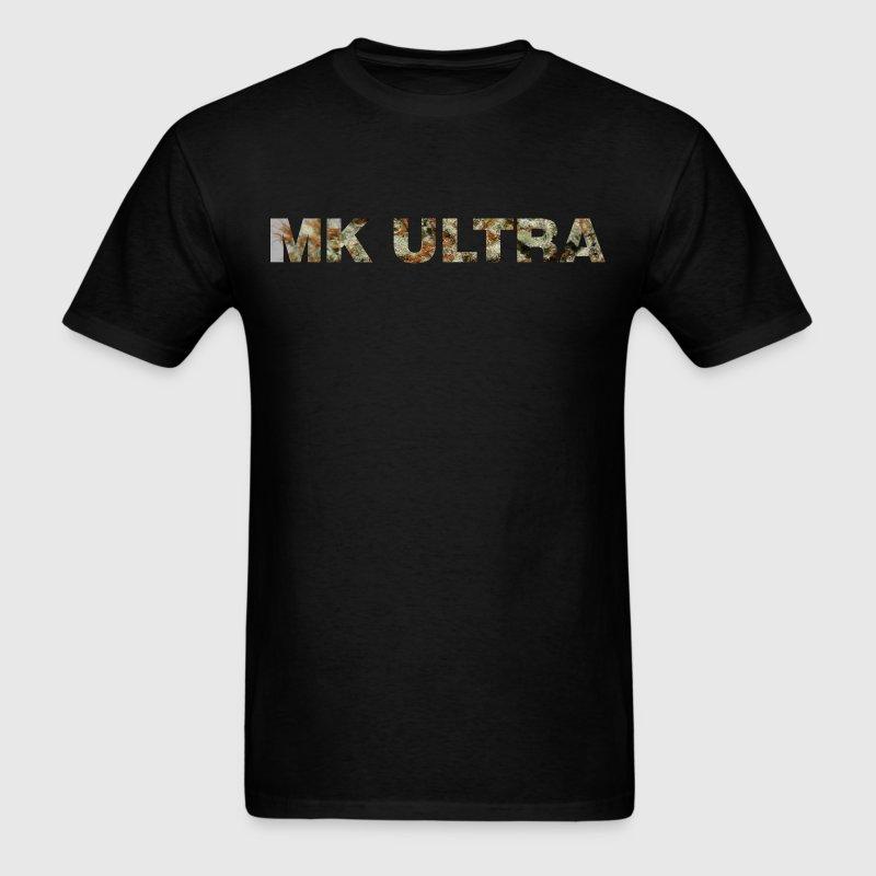 MK ULTRA.png T-Shirts - Men's T-Shirt
