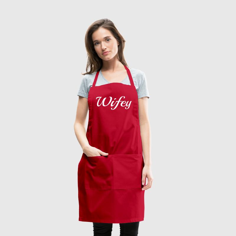 Wifey Aprons - Adjustable Apron
