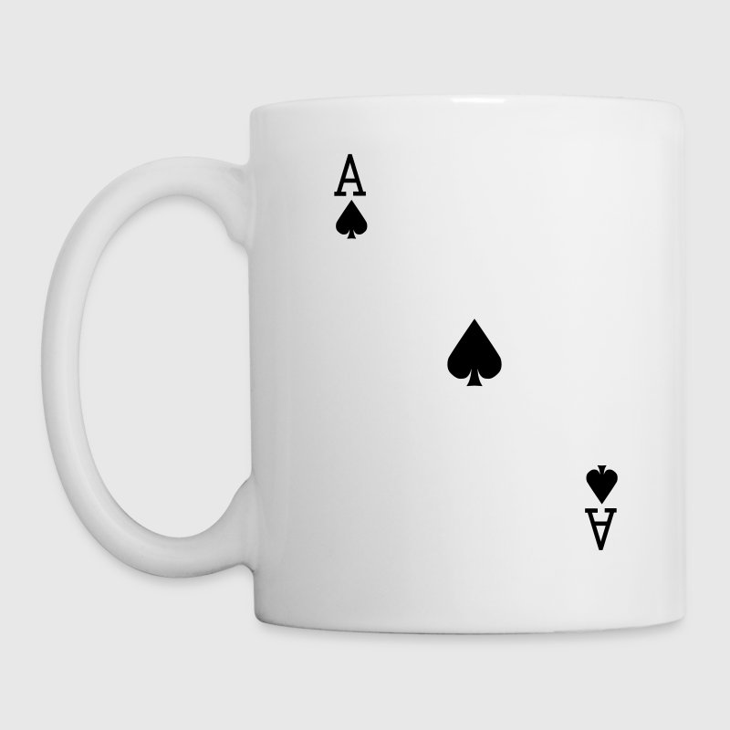 Ace of Spades - VECTOR Gift - Coffee/Tea Mug