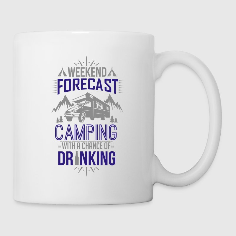 Funny Camping design - Coffee/Tea Mug
