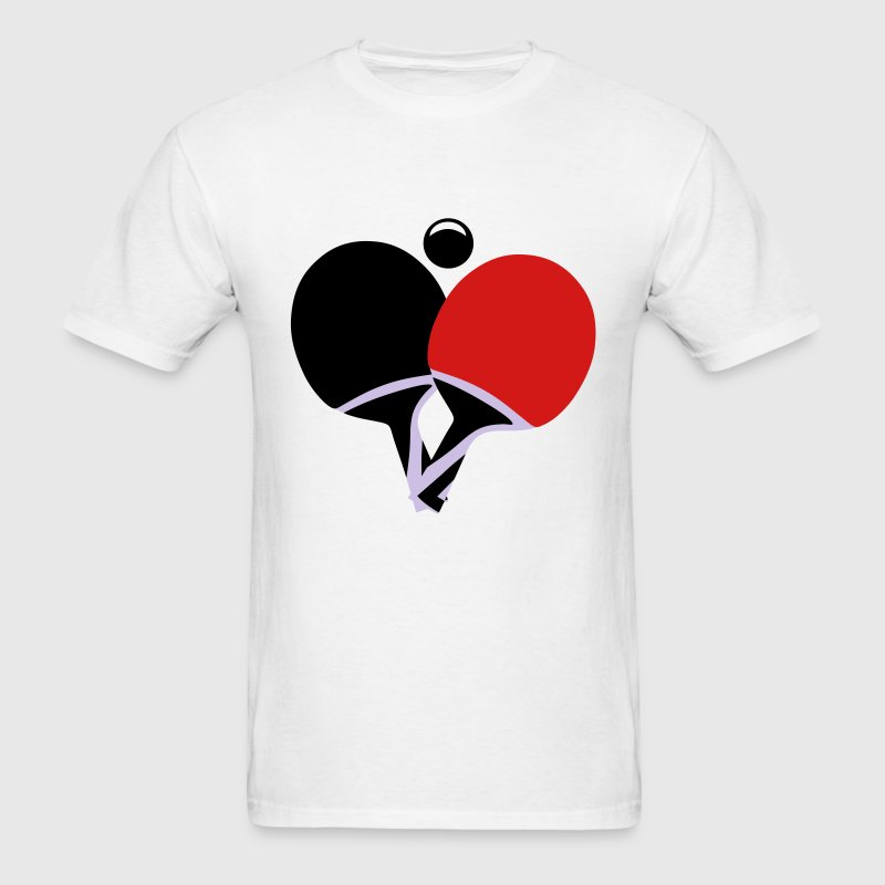 Table tennis, ping pong T-Shirts - Men's T-Shirt