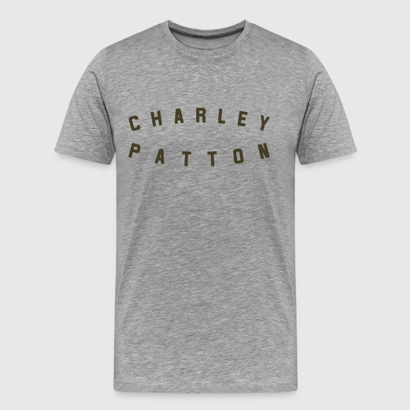 Charley Patton T-Shirt - Men's Premium T-Shirt
