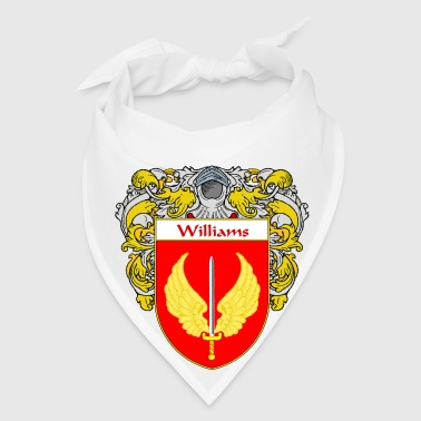 Williams Coat of Arms/Family Crest - Bandana