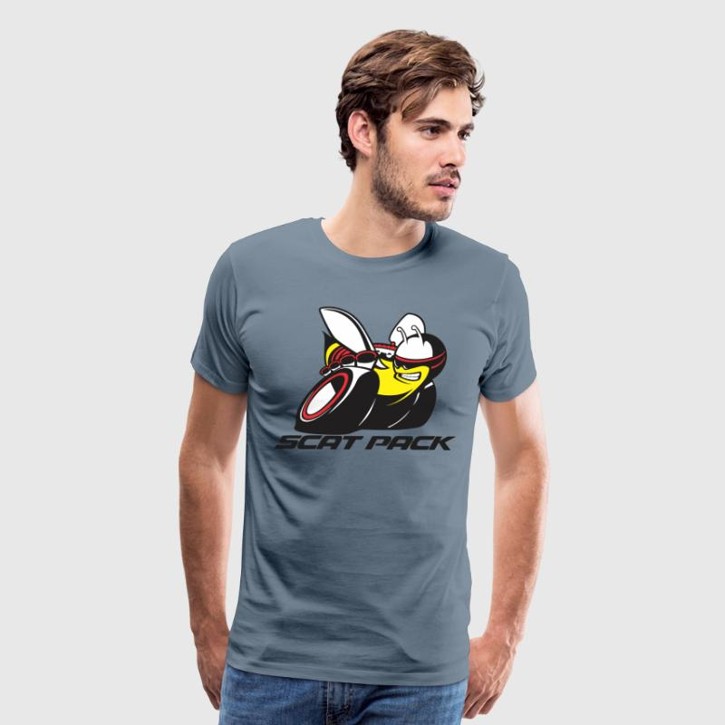 New Scat Pack T-Shirts - Men's Premium T-Shirt