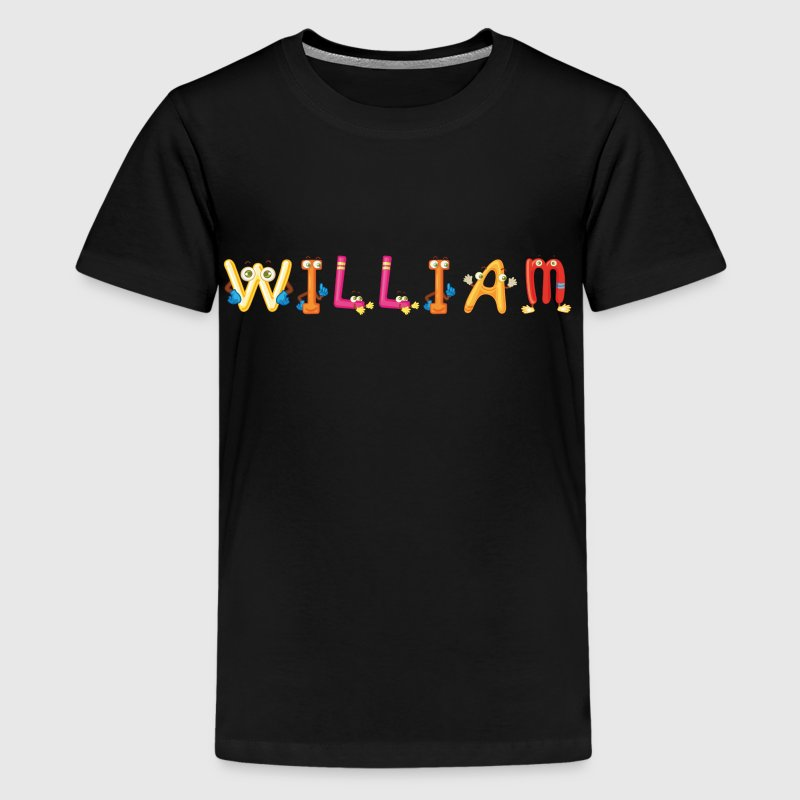 William - Kids' Premium T-Shirt