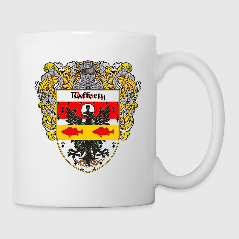Rafferty Coat of Arms/Family Crest - Coffee/Tea Mug