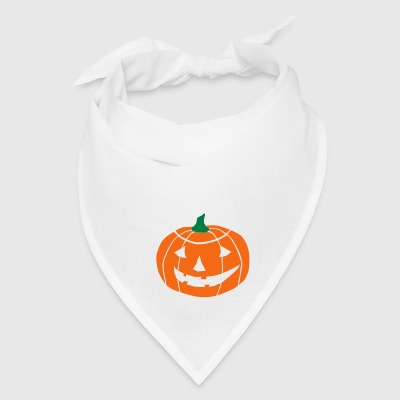 2 color Halloween Pumpkin vector Bags  - Bandana