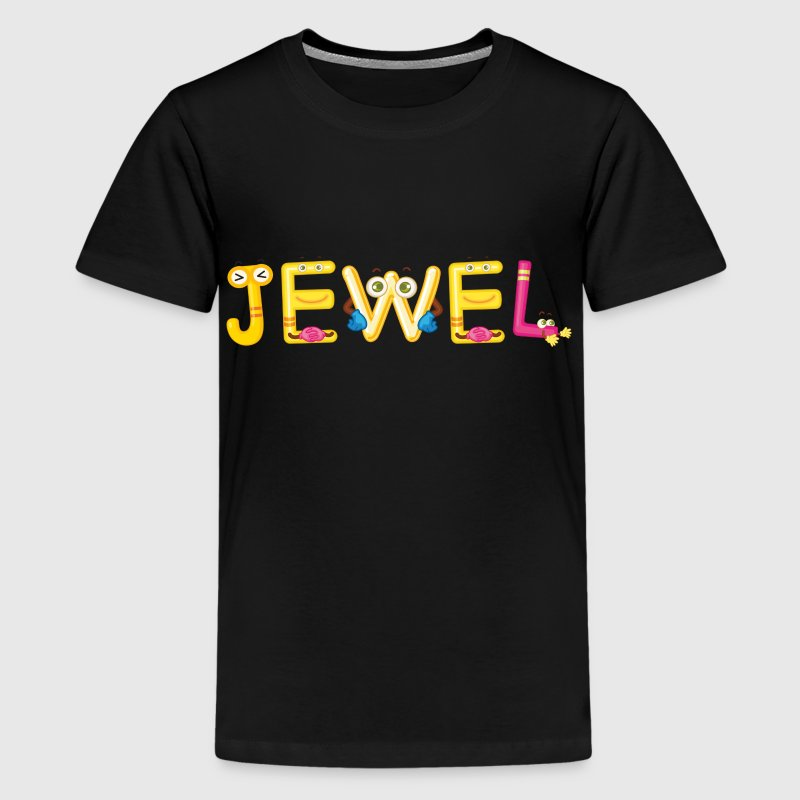 Jewel - Kids' Premium T-Shirt