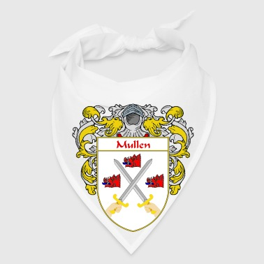 Mullen Coat of Arms/Family Crest - Bandana