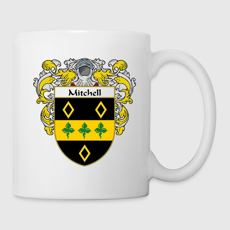 Mitchell Coat of Arms/Family Crest - Coffee/Tea Mug