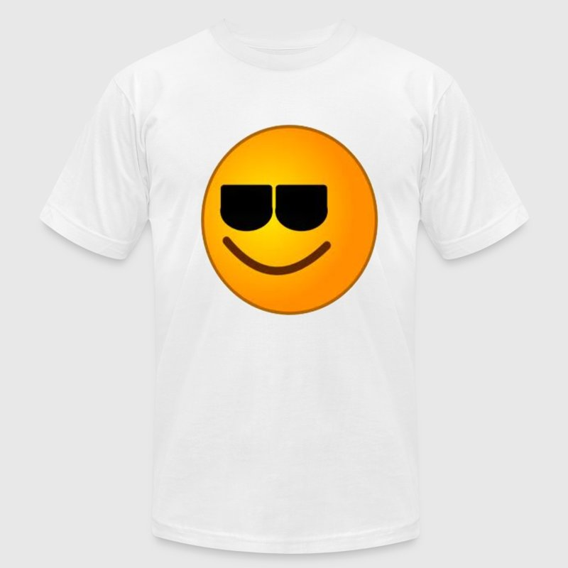 Mr. Cool T-Shirts - Men's T-Shirt by American Apparel