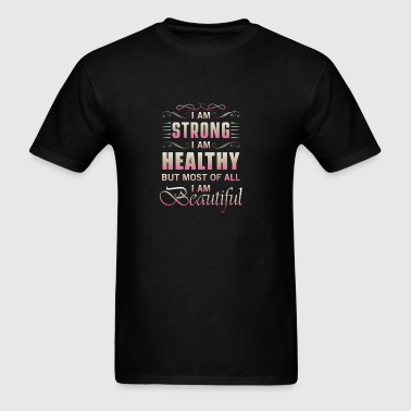 Strong Healthy Beautiful Sportswear - Men's T-Shirt