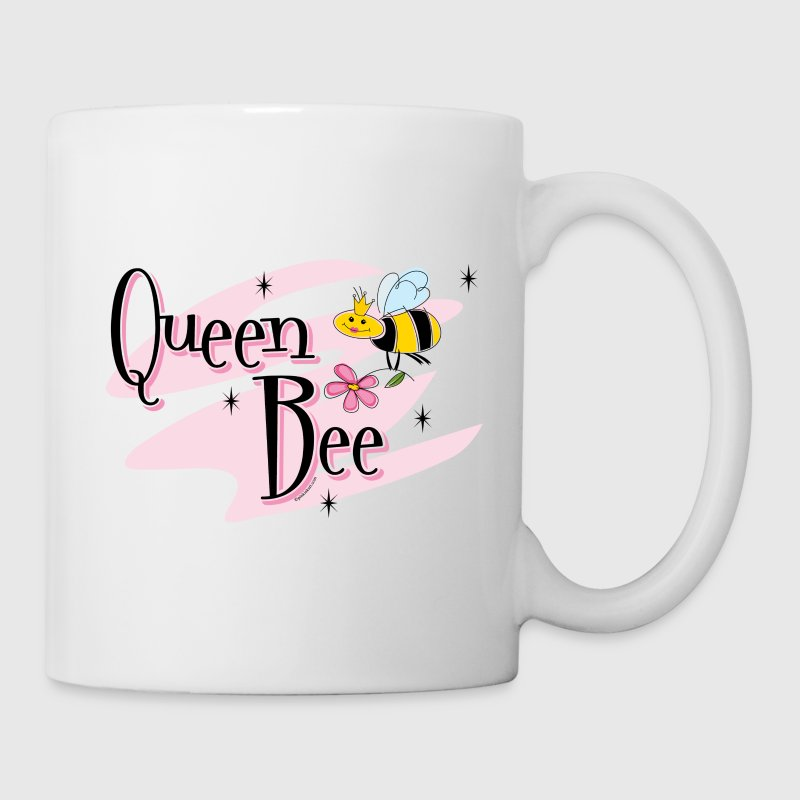 Queen Bee Mugs & Drinkware - Coffee/Tea Mug