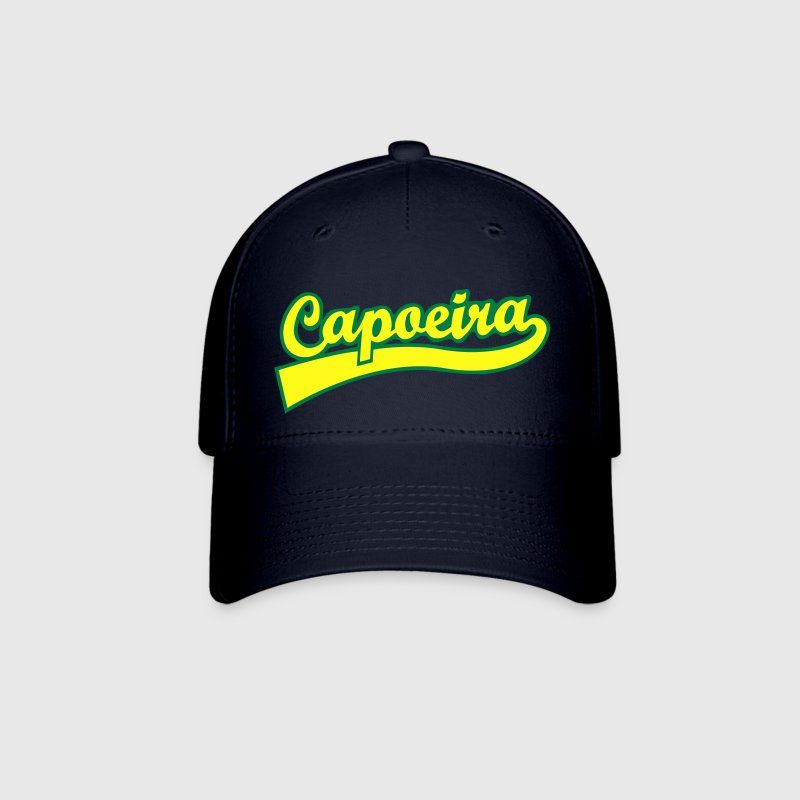 capoeira outline Caps - Baseball Cap