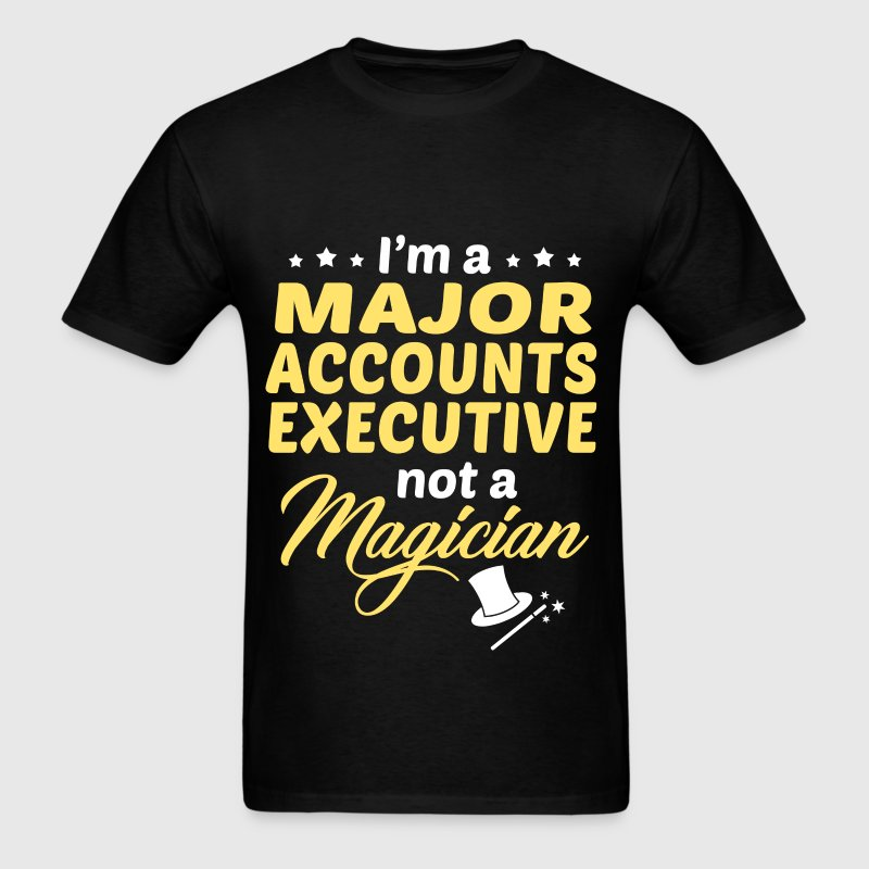 Major Accounts Executive - Men's T-Shirt