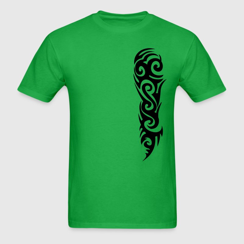 Long Tribal T-Shirts - Men's T-Shirt