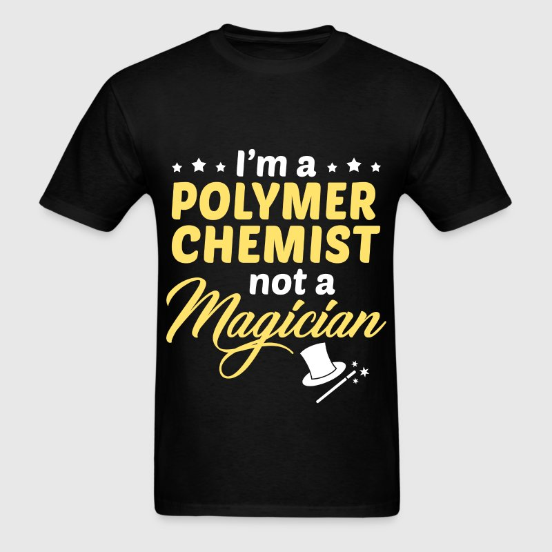 Polymer Chemist - Men's T-Shirt