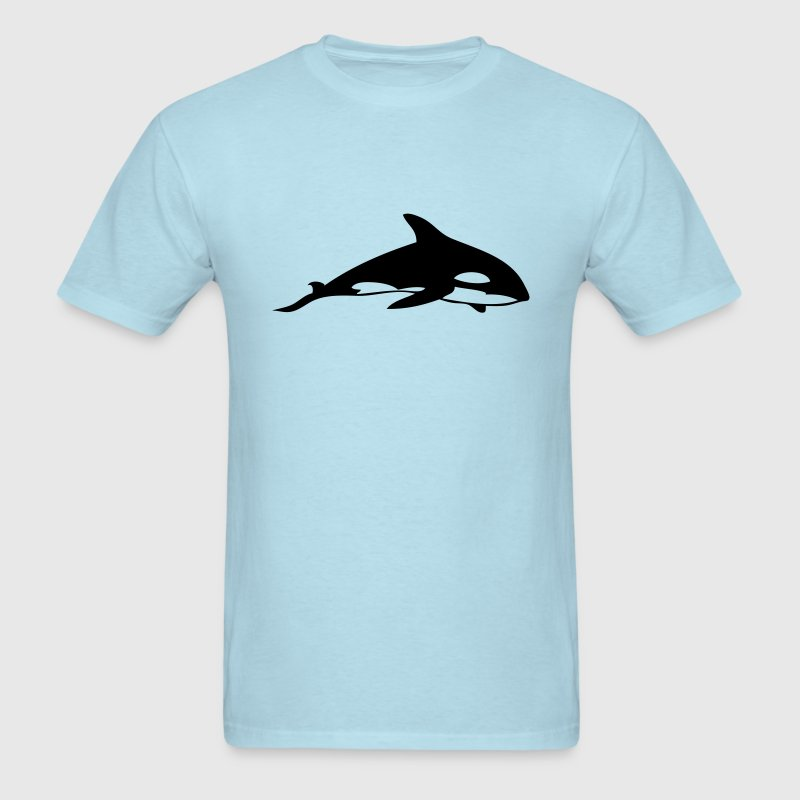 Killer Whale T-Shirts - Men's T-Shirt