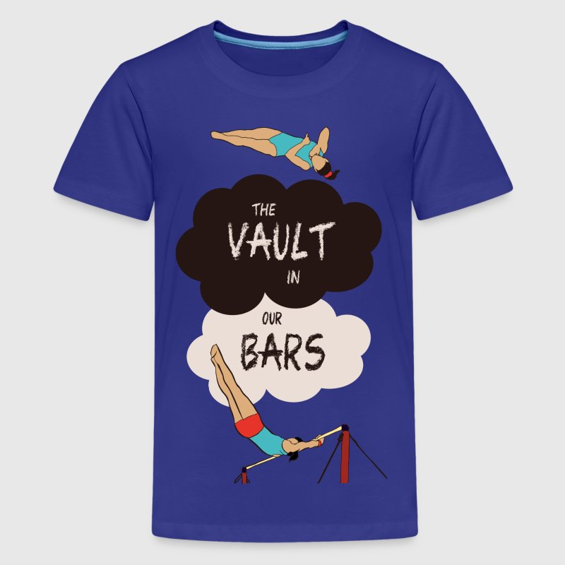 The Vault In Our Bars Kids' Shirts - Kids' Premium T-Shirt