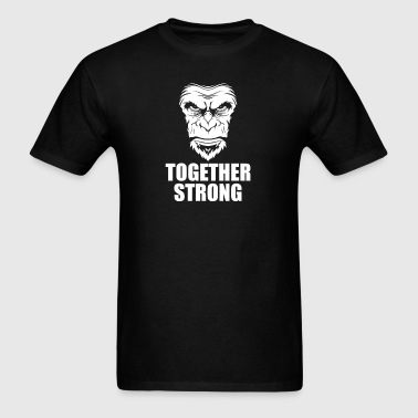 TOGETHER STRONG Sportswear - Men's T-Shirt