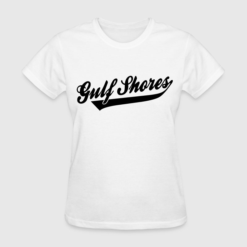 Gulf Shores Alabama T-Shirts - Women's T-Shirt