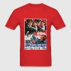 North Korea vs. USA T-Shirts - Men's T-Shirt